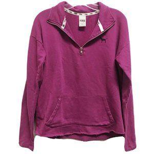 Pink Victoria's Secret Pullover Purple Sweater S